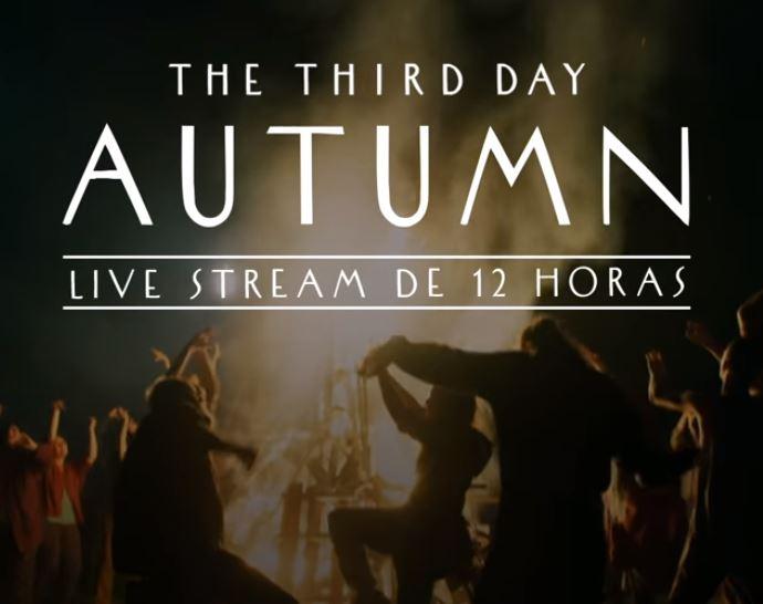 otoño live stream serie El tercer día