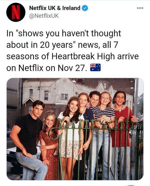 serie Los rompecorazones Netflix