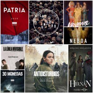 Series españolas 2020