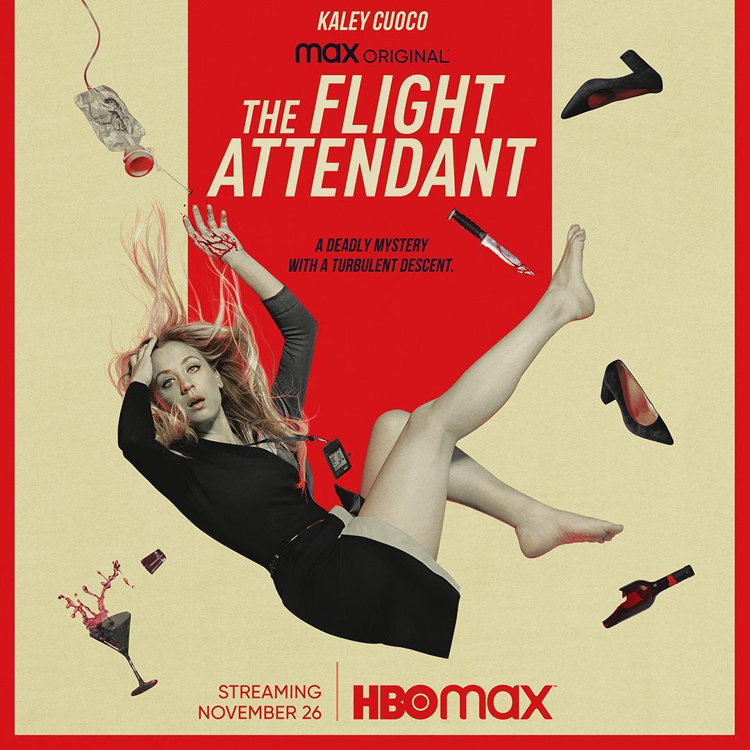 The Flight Attendant serie