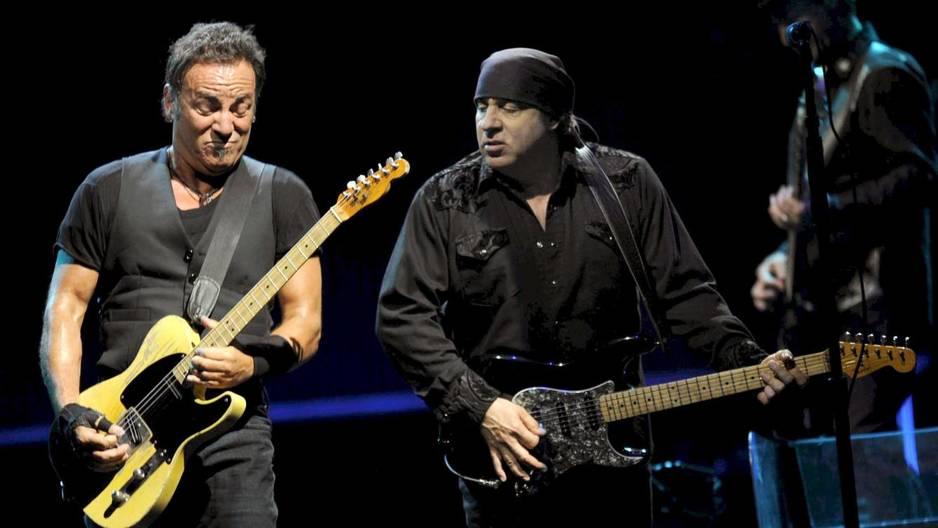 Sil Bruce Springsteen Los Soprano