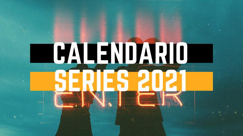 calendario series 2021