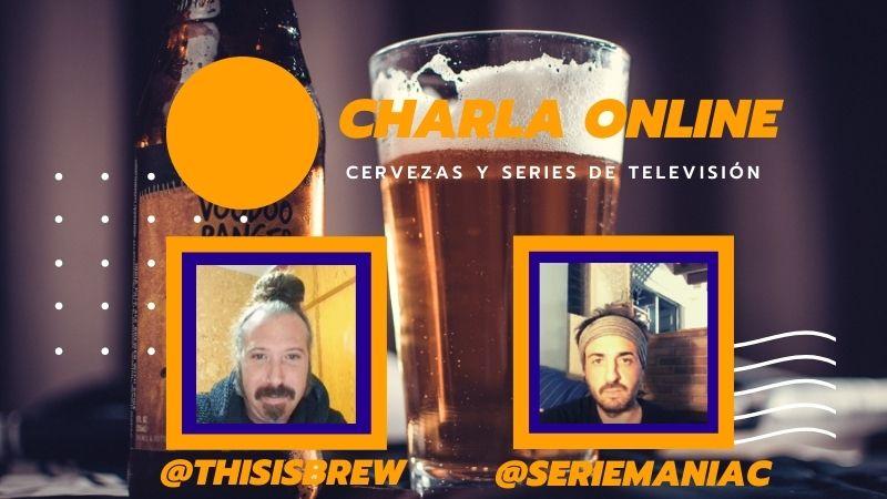 cervezas y series de tv