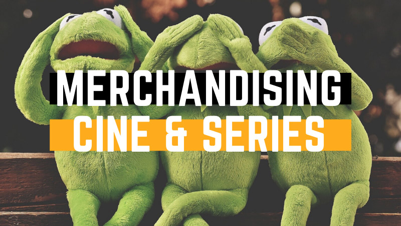 merchandising series tv