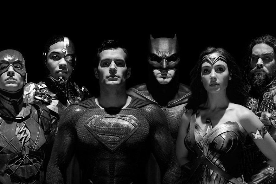 Snyder's Cut La liga de la justicia