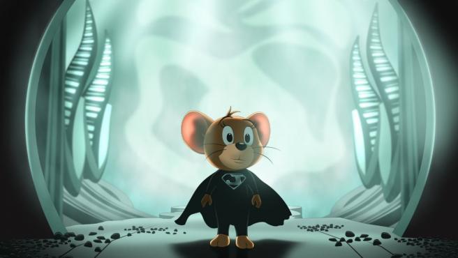 Tom y Jerry La liga de la justicia