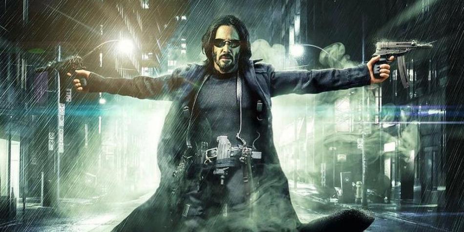 Matrix Resurrección Neo