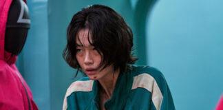 El juego del calamar HoYeon Jung